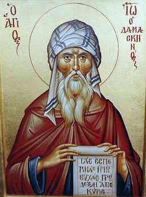 St. John of Damascus (c.676-754)