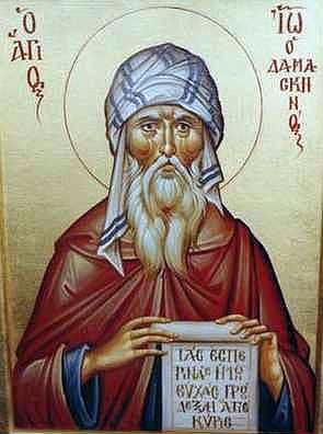 St. John of Damascus (c.676-754)