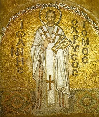 St. John Chrysostom (347-407)