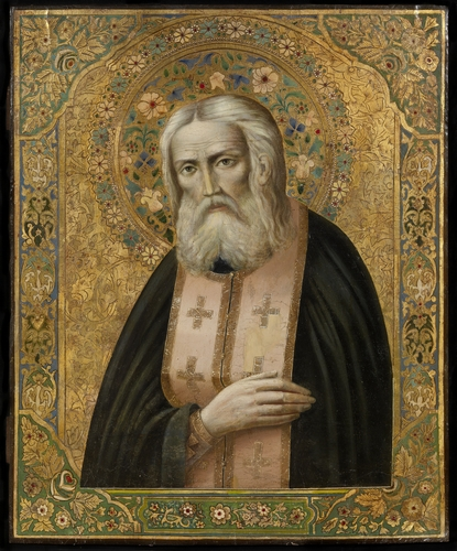 St. Seraphim of Sarov (1759-1833)